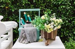 EN4 garden edging ideas