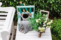 Denmark Hill cheap garden landscaping materials SE5