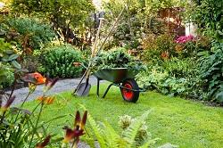 RM11 garden landscaping Emerson Park