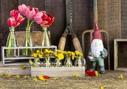 North Harrow cheap garden landscaping materials HA1